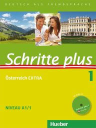 Schritte plus 1, Österr.EXTRA,KB+AB+CD-P