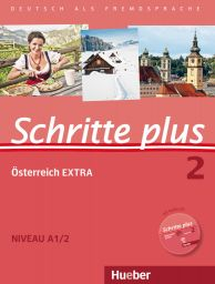 Schritte plus 2, Österr.EXTRA,KB+AB+CD-P
