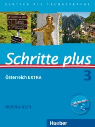 Schritte plus 3, Österr.EXTRA,KB+AB+CD-P