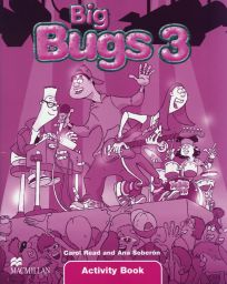 Big Bugs, Level 3, Activity Book