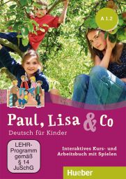 Paul, Lisa & Co A1/2, iKB+iAB, DVD-ROM