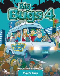 Big Bugs, Level 4, Pupil's Book