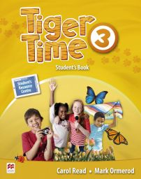 Tiger Time 3, Student Book Package