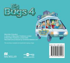 Big Bugs, Level 4, CD