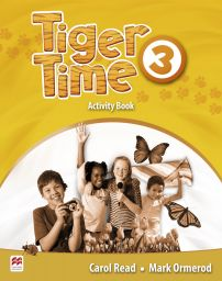 Tiger Time 3, Activity Book