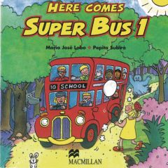 Here comes Super Bus, Level 1, CD