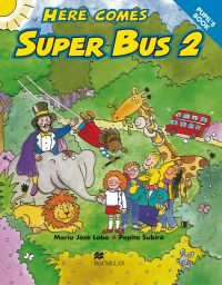 Here comes Super Bus, Level 2, PB