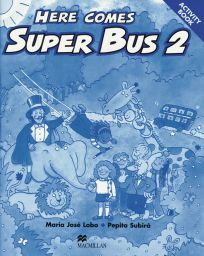 Here comes Super Bus, Level 2, Activ. Bk
