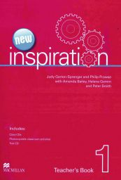Inspiration New, Level 1, Notes