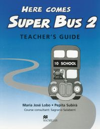 Here comes Super Bus, Level 2, Notes