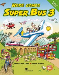 Here comes Super Bus, Level 3, PB