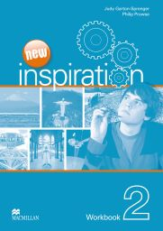 Inspiration New, Level 2, Workbook