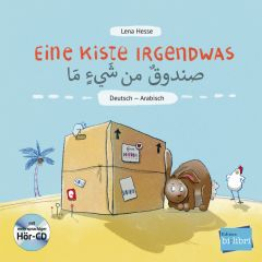 Bi:libri, Eine Kiste Irgendwas, dt-arab