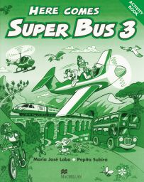 Here comes Super Bus, Level 3, Activ. Bk