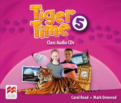 Tiger Time 5, Class Audio CD