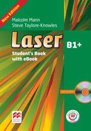 Laser 3rd B1plus, Pack. SB+ebook