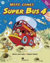 Here comes Super Bus, Level 4, PB
