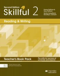 Skillful 2nd 2, Read.&Writing, TB+Code