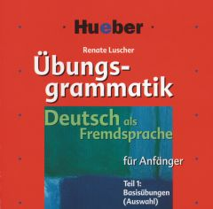 e: Übungsgrammatik Dt. f. Anf. CD, mp3-