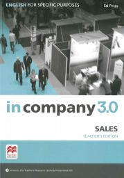 In Company 3.0,ESP Sales, Teacher's ed.