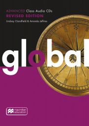 Global revised Advanced, Class-Audio-CDs