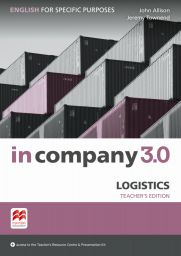 In Company 3.0,ESP Logistics, Teacher's
