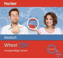 Wheel Plus - Unreg. Verben - Dt. + Heft