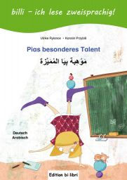 Bi:libri, Pias Talent, dt.-arab.