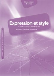 Expression et style (978-3-19-013330-7)