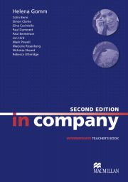 in company second edition (978-3-19-072981-4)