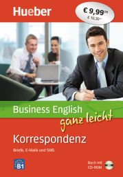 Business English ganz leicht Korrespondenz (978-3-19-309507-7)